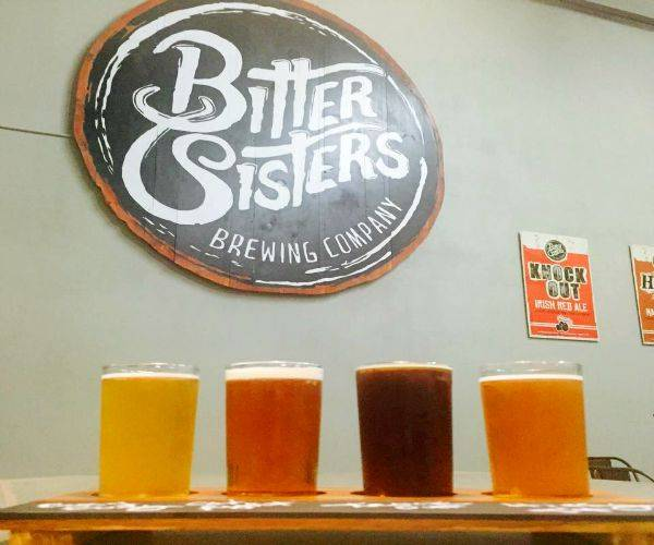 Bitter Sisters Brewery is family owned.