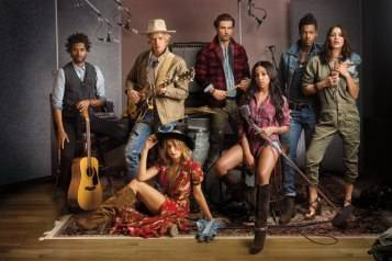 A visual from the Denim & Supply campaign.