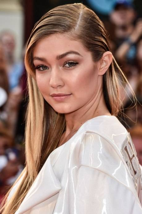 Strobing on model Gigi Hadid