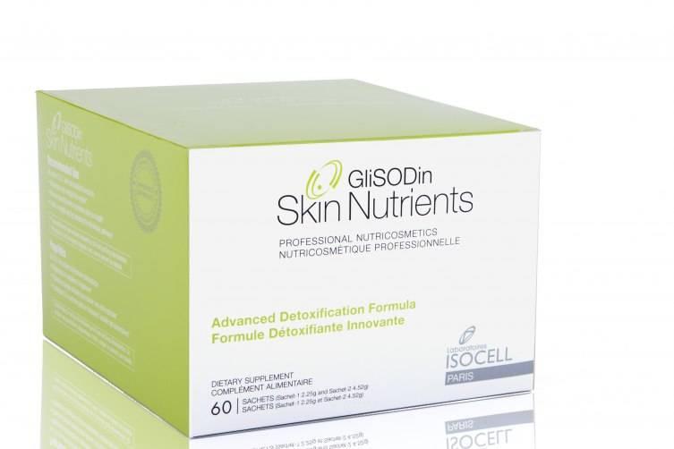 GliSODin Advanced Detoxification Formula
