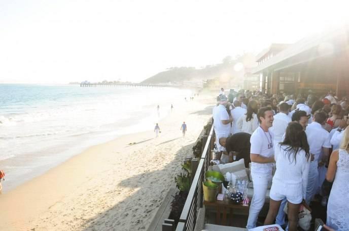 The 4th of July at Nobu Malibu