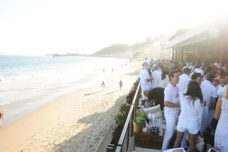 The 4th of July at Nobu Malibu