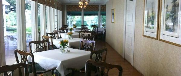inn on the river dining room