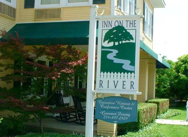 The Inn on the River in Glen Rose is a relaxing spot with plenty of ambiance