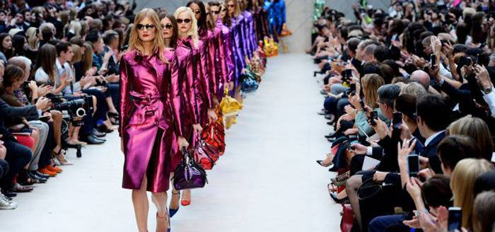 Schedule Announced for London Fashion Week
