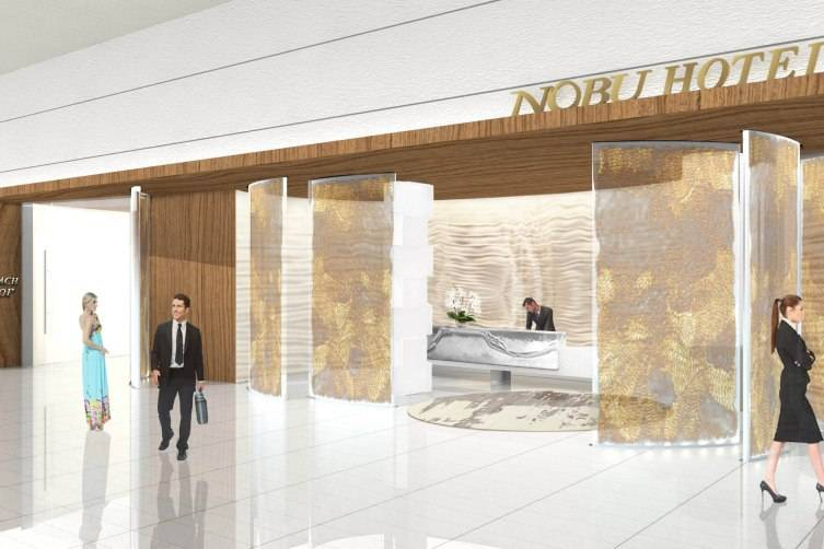 Second Nobu Hotel to Open at Eden Roc Miami Beach : nobu hotel check in 753x502 from hauteliving.com size 753 x 502 jpeg 44kB