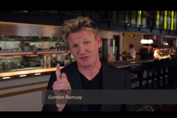 Gordon Ramsay Celebrated Chefs