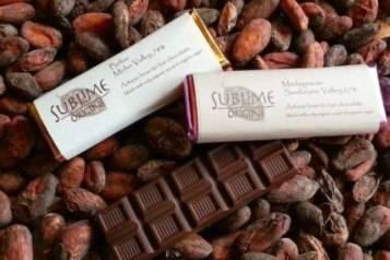 sublime chocolate bean to bar