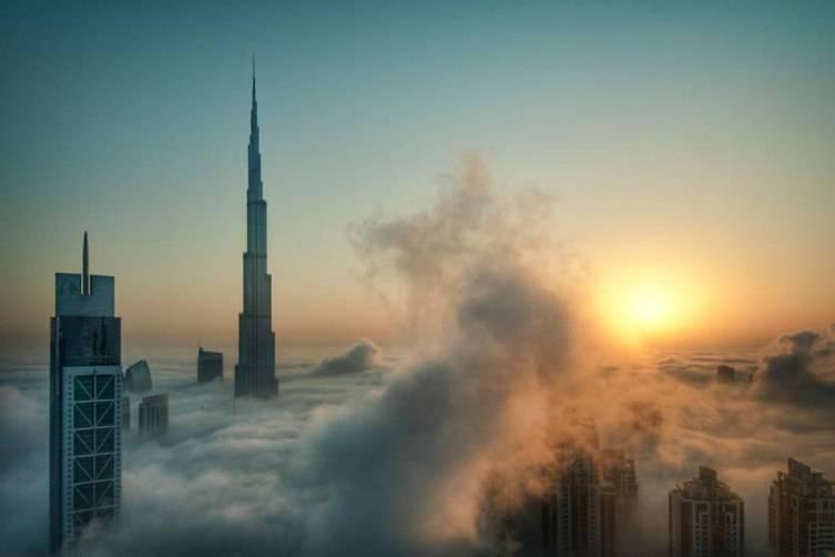 sunset-burj-khalifa-dubai