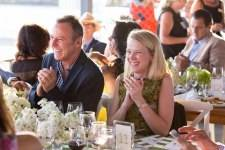 Colin Cowie and Marissa Mayer
