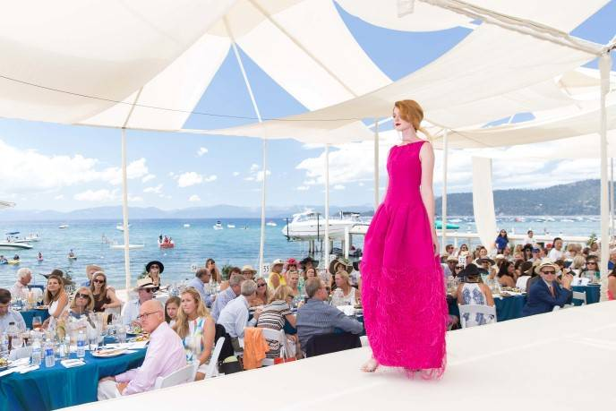 Saks Fifth Avenue and The League to Save Lake Tahoe Present Fashion on the Lake
