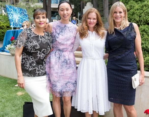 Lora Dubain, Carolyn Chang, Cheryl Baxter, Mary Beth Shimmon