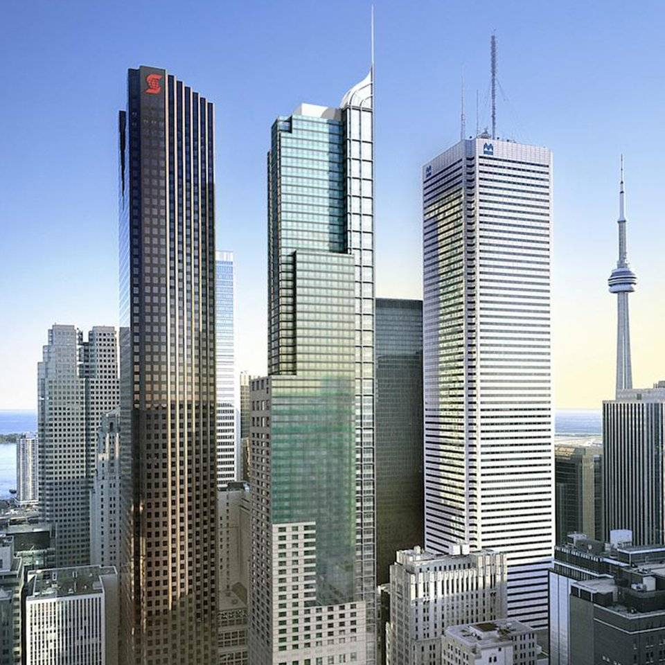 Inside Canada's Tallest Building And Residential Tower