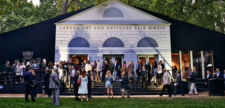 Lapada art and antiques fair is back for 207 haute antiques