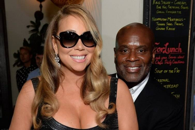 Mariah Carey Celebrates Walk Of Fame Star 4