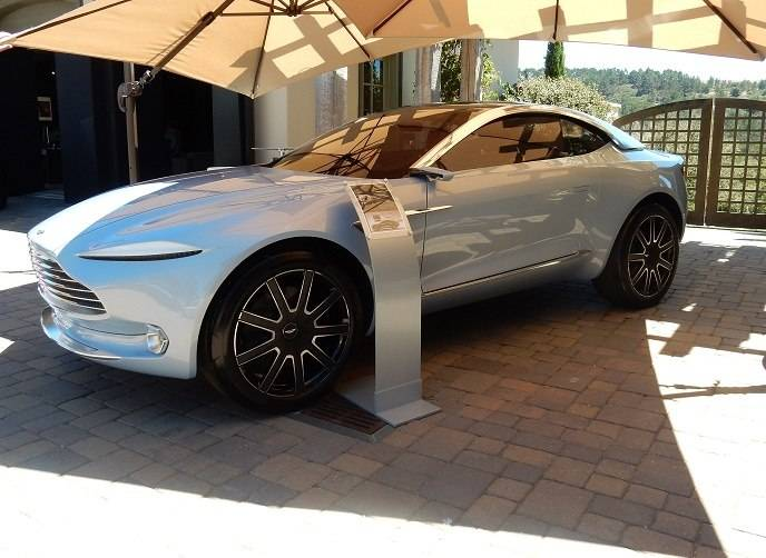 Aston Martin Estate