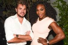Stan Wawrinka, Serena Williams