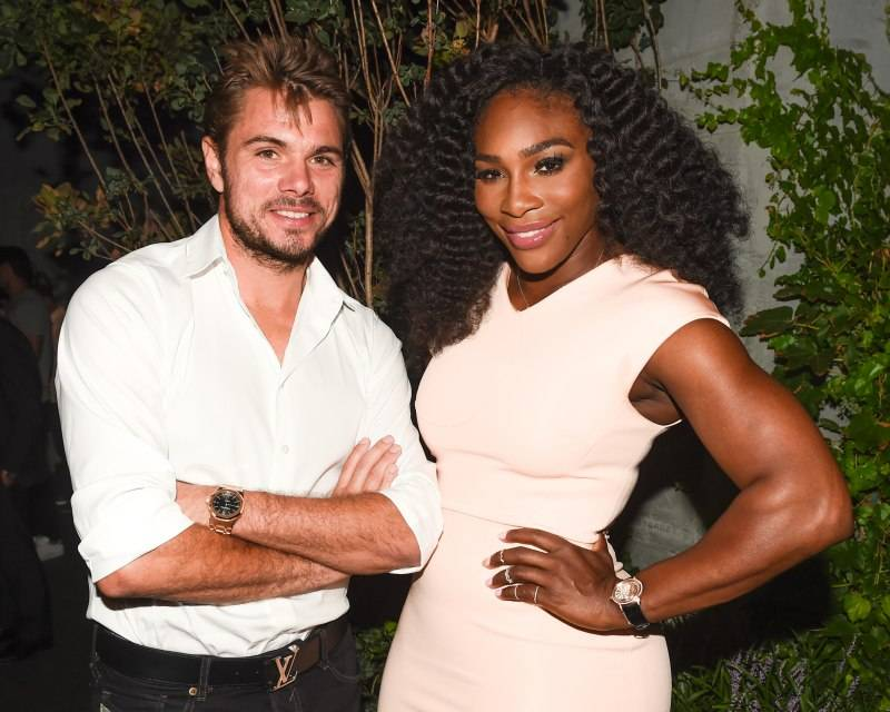 Stan Wawrinka, Serena Williams