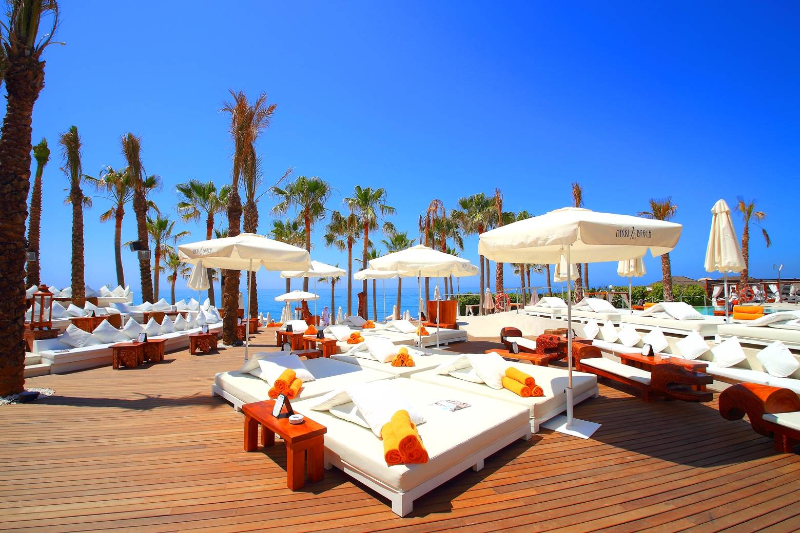 Nikki Beach Marbella To Host Red Party