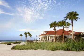 Beach Village Cottage Exterior