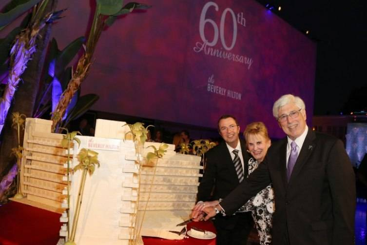The Beverly Hilton's Diamond Anniversary 6