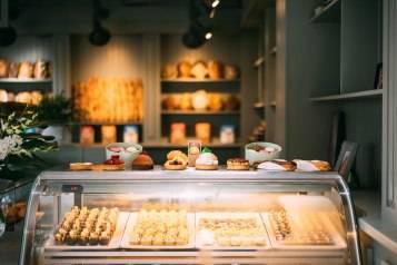 Cafe Nikki pastry