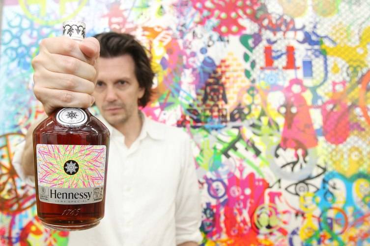 Ryan McGinness Limited Edition Bottle Preview