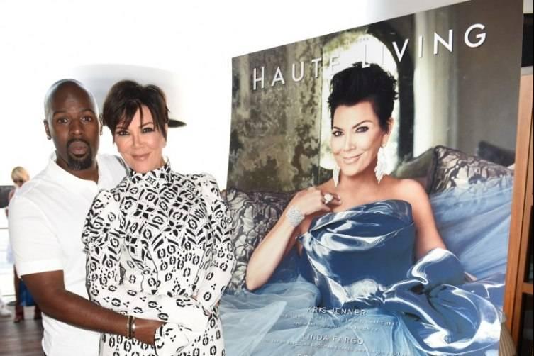 Kris Jenner celebrates Haute Living cover 2