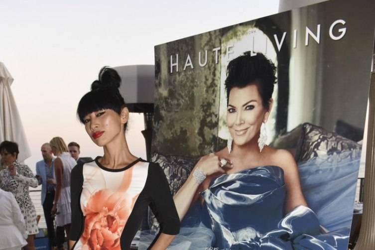 Kris Jenner celebrates Haute Living cover 14