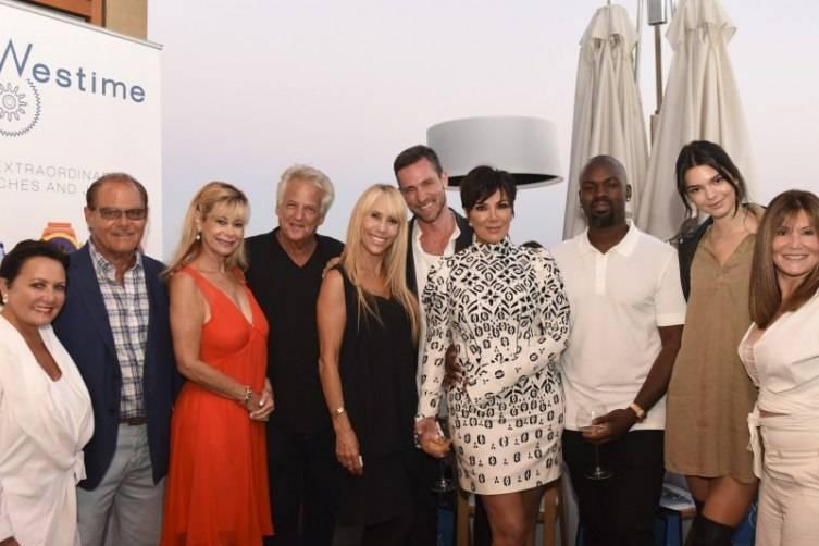 Kris Jenner celebrates Haute Living cover 4