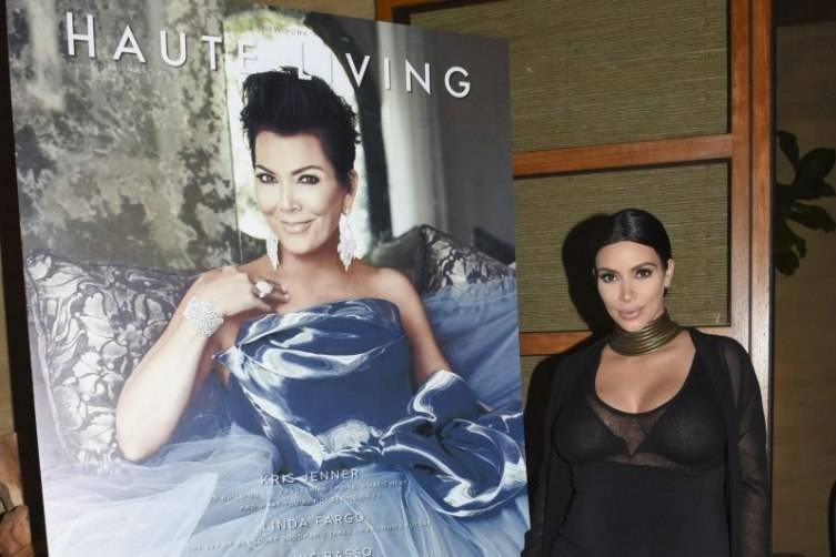 Kris Jenner celebrates Haute Living cover 11