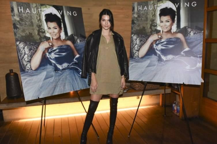 Kris Jenner celebrates Haute Living cover 9