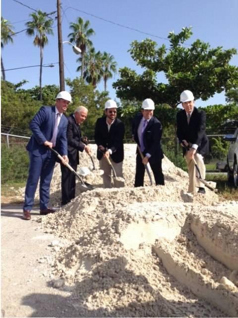 Groundbreaking 4136 N. Miami Ave