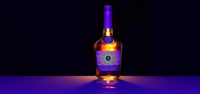 LA: Ryan McGinness Launches Hennessy V.S. Limited Edition Bottle
