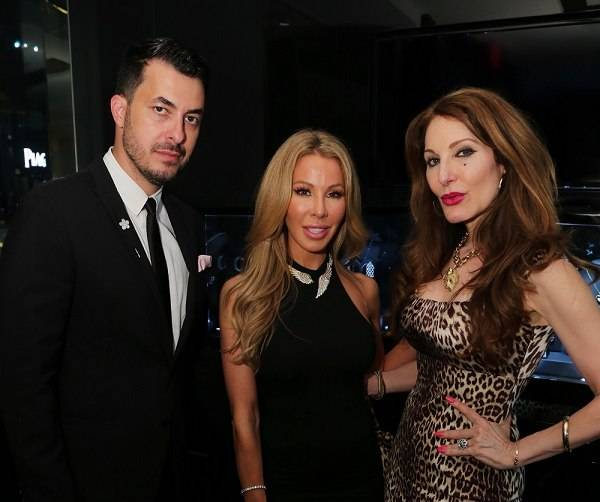 ason Arasheben, Lisa Hochstein, & Tara Solomon at Jason of Beverly Hills