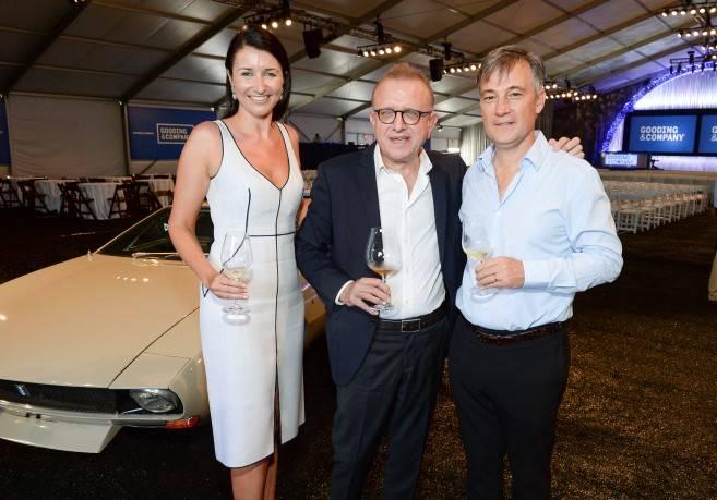 Gooding & Company and Dom Pérignon reception
