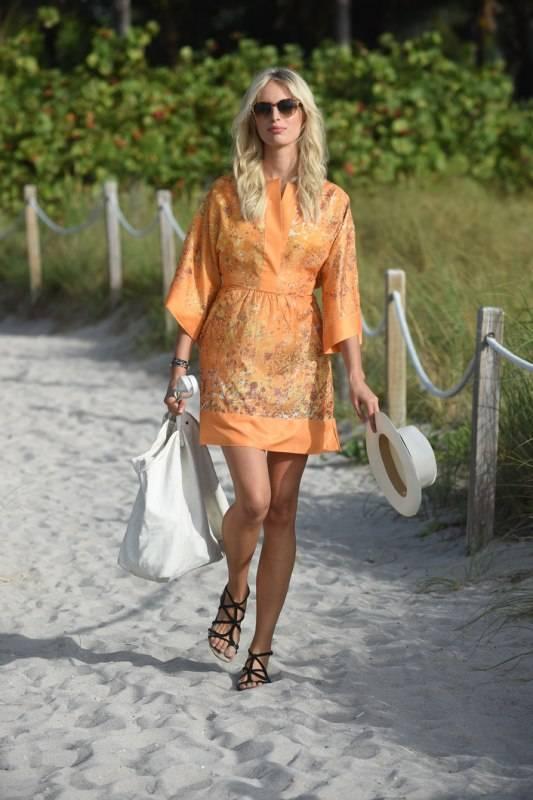 Karolina Kurkova for Wet Deck