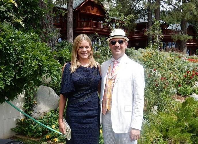 Marybeth Shimmon and Robert Arnold-Kraft