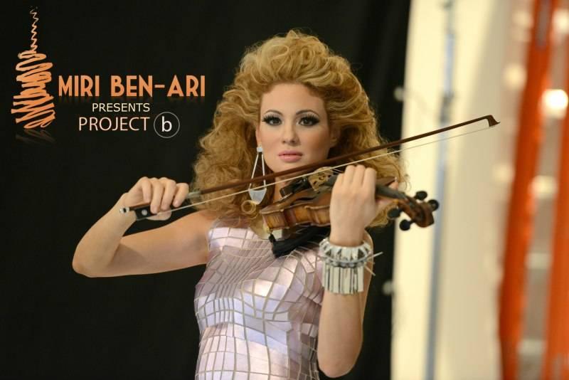 Miri Ben-Ari Project b