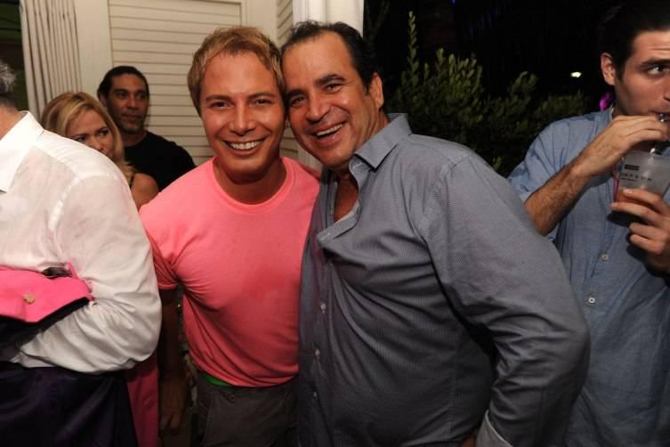 Nick D'Annunzio & Carlos Miranda