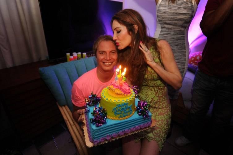 Nick D'Annunzio & Tara Solomon 4_Thompson Miami Beach_CREDIT_WorldRedEye.com