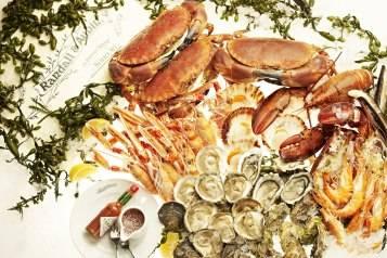 RANDALL & AUBIN Fruits de Mer to use