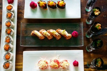 momo sushi Mondrian