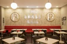 The Brass Rail Salt Beef and Coffee Bar. PHOTO MATT WRITTLE © copyright Matt Writtle 2015.