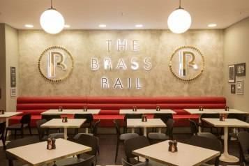 Selfridges Brass Rail Salt Beef Bar_main restaurant