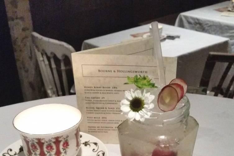 Springtide Spritz cocktail