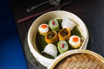 Steamed Hakka Dim Sum Platter