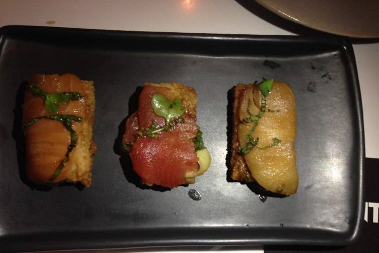 Sushi at Market