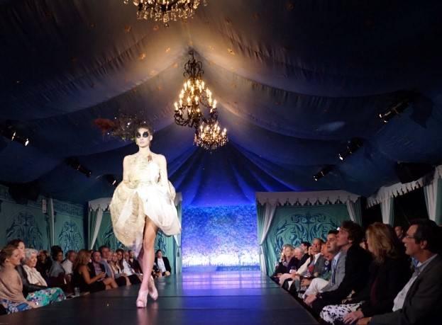 T. Rains Fashion Show by Traver Rains