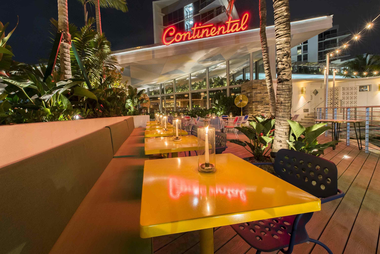 The white apron newport beach - Mia Stephen Starr S Continental Opens In Miami Beach